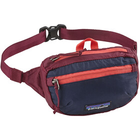 Patagonia LW Travel Mini Hip Pack Arrow Red